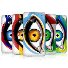 HEAD CASE DESIGNS EYES FLAG INSPIRED HARD BACK CASE COVER FOR HTC ONE
