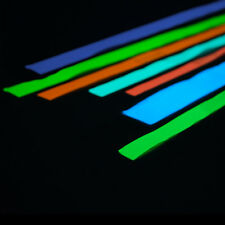 Glow in the Dark Adhesive Strip Vinyl Neon Tape 8 colors available