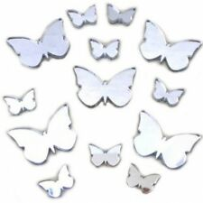 Butterfly Value Packs, Crafting & Decorative (Acrylic Mirror & Sticky Pads)