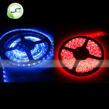 New 3528 SMD LED Strip Light Home Kitchen Culb Pub Christmas Deco Blue Red IP33