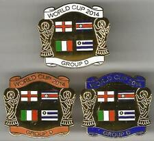 World Cup 2014 Finals - Group D - England, Italy, Uruguay & Costa Rica