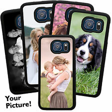 Samsung Galaxy Personalized Photo Case for S5 S4 S3 Note 2 Custom Your Picture