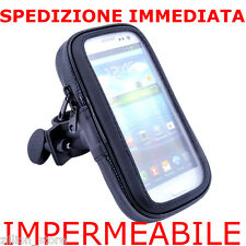 Supporto Bici Moto Bicicletta Bike Impermeabile waterproof GPS x GAS GAS