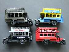1909 AEC London X-Type Bus Oxford Diecast Ltd Ed - various liveries available