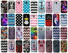 For Motorola Moto G Falcon XT1032 Protector Rubberized Hard Cover Phone Case