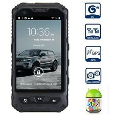 A8 Sonim Land Rover Waterproof Android 4.2 Dual-Core Wifi GPS Rugged Smartphone