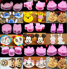 Cookie Fondant Cake SugarCraft Chocolate Decorating Cutter Cartoon Baking Mold