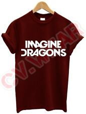 IMAGINE DRAGONS T SHIRT ROCK MUSIC BAND MENS WOMENS INDIE GIFT MENS WOMENS