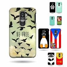 Hard Strong Cover Protector Design Hard New Cases  for LG G2 D802