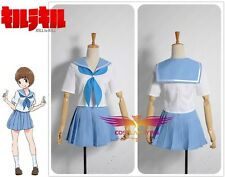 KILL la KIL Jinko Mankanshoku Dress Cosplay Costumes Custom Made Any Size