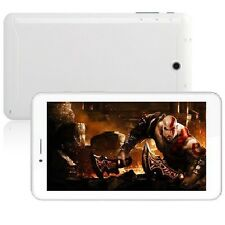 "DUAL SIM CARD Phablet Tablet Android Bluetooth 7"" CORE GSM UNLOCK Phone A23 8 GB"
