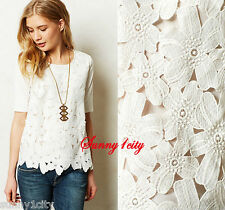 NEW Sz M or L Anthropologie Orlaya Top By Sunday in Brooklyn Beautiful floral