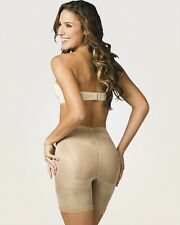 Mid-thigh short body shapers Bottom Lifter Panty Fajas Colombianas Cocoon 1403