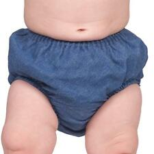 I.C. Collections Denim Infant Diaper Cover Bloomers