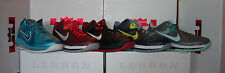 NIKE LEBRON JAMES 9 RED LOW TOP EDITION CANNON CHINA CHRISTMAS