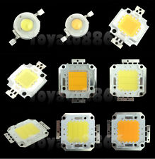 10W 20W 30W LED Cool / Warm White Beads Lights Chips Spotlight Lamp High Power