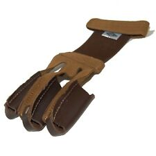 NEET FG-2 ARCHERY GENUINE LEATHER SHOOTING GLOVE Traditional - Target & Hunting