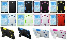 Armor Rugged Cover Hard Case For Samsung Galaxy Tab 4 8.0'/ 8-inch T330 Tablet