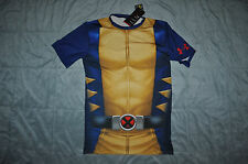 Under Armour Alter Ego Marvel X-MEN WOLVERINE Compression Shirt Mens Sizes NWT