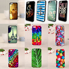 Character Vogue Retro Painted Poem Sailor Anchor Case Cover For iPhone 4 5 5C