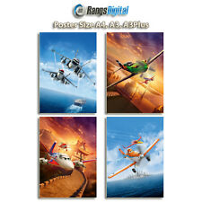 Disney Planes 2013 HD Photo Poster Pack RD-5017-001 (A4-A3-A3Plus)