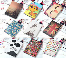"Smart Cartoon Wallet Case Cover For Samsung Galaxy Note 10.1"" P600 2014 Edition"