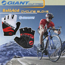 Genuine Giant Cycling Bicycle Bike Half Finger Antiskid Silicone gloves  MTB Gel