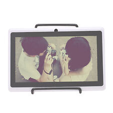 """iRulu 7"""" Android 4.2 Jelly Bean Tablet PC 16GB Dual Core Cameras White w/ Holder"""