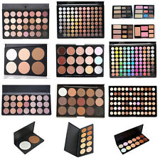 Warm Matte Eyeshadow Foundation Concealer Palette Makeup Cosmetic Kits Set New