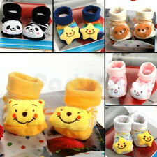 Hot Cute Adorable Unisex Cartoon Rabbit Newborn Baby non slip Socks Shoes