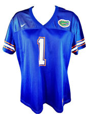 Florida Gators Football Jersey Ladies Blue 1