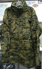 USMC WOODLAND MARPAT APEC PARKA RAIN COAT GORE-TEX SMALL MEDIUM LARGE XLARGE NEW