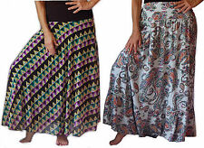 E945S IN STOCK ONE ONLY EACH COLOR MAXI SKIRT LOVELY BEAUTIFUL CUTE LOTUSTRADERS