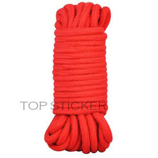 Japanese Bondage Rope 10 Metres 35FT Soft Touch Bdsm Tie Up Fun Adult Sex Toy GB