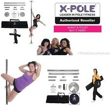 The X-POLE XPert New 2014 Version - The Best Selling Static and Spinning Pole