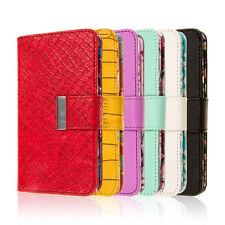 For LG G3 Phone New Preminum KLIX Klutch Designer Leather Wallet Cases