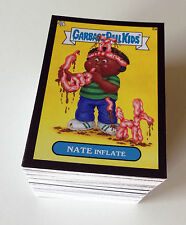 2013 Garbage Pail Kids Mini - Pick Your Own - Black Mini Cards #1ab - 99ab MINT