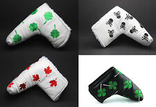 New Golf Putter Head Cover headcover For Scotty Cameron Ping TaylorMade Odyssey