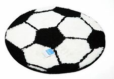 Tapis Rond Football Catherine Lansfield Its A Goal