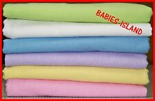 Cotton Fitted Sheet for Crib/Cot/Cot Bed/Toddler Bed 40x90 60x120 70x140 70x160