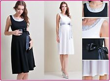 Maternity Evening dress,Pregnancy office BabyShower Wedding Party formal skirts