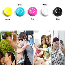 For IOS Android Shutter Wireless Smartphone Camera Bluetooth Remote Control