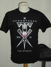 T-SHIRT RARE CATCH WWE UNDERTAKER 20 - 0 TAILLE : S,M,L,XL,2X ALL SIZE HOMME/MEN