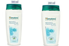 Himalaya Refreshing Cleansing Milk remove make-up, impurities and excess oil