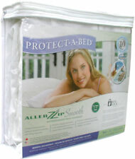 Protect-a-Bed Aller-Zip smooth anti-bedbug anti-dustmite cover, Cal King