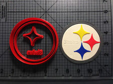 Pittsburgh Steelers Cookie Cutter Set