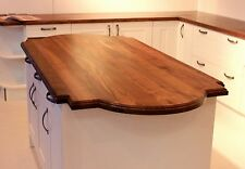 Full Stave American Walnut Worktop,70-120mm staves - no joints FREE DELIVERY!!!