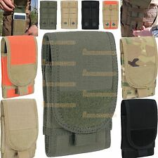 Universal Army Tactical Bag Smart Phone Belt Loop Hook Cover Case Pouch Holster