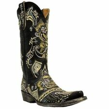 Old Gringo Ladies Olivia Stud Western Boot L1653-2 New