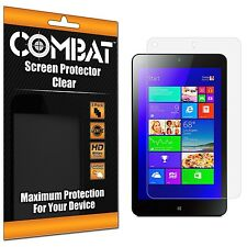 3-Pack COMBAT Screen Protector Film Cover for Lenovo ThinkPad 8 Think Pad 8